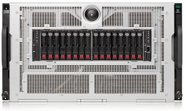 USPS는 4개의 엔비디아 V100 GPU가 장착된 HPE 아폴로 6500 서버에서 AI 추론을 실행한다.