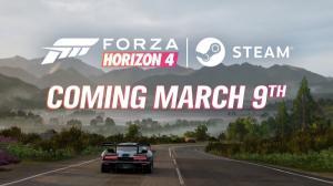 마이크로 소프트, 다음 달 Steam에서 'Forza Horizon 4'출시
