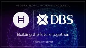 싱가포르 은행 DBS, 헤데라 운영위원회 합류…헤데라 네트워크 노드 운영